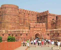Uttar Pradesh Honeymoon Tour